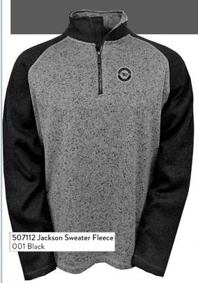 Kansas Wesleyan University Sweater 1/4 Zip
