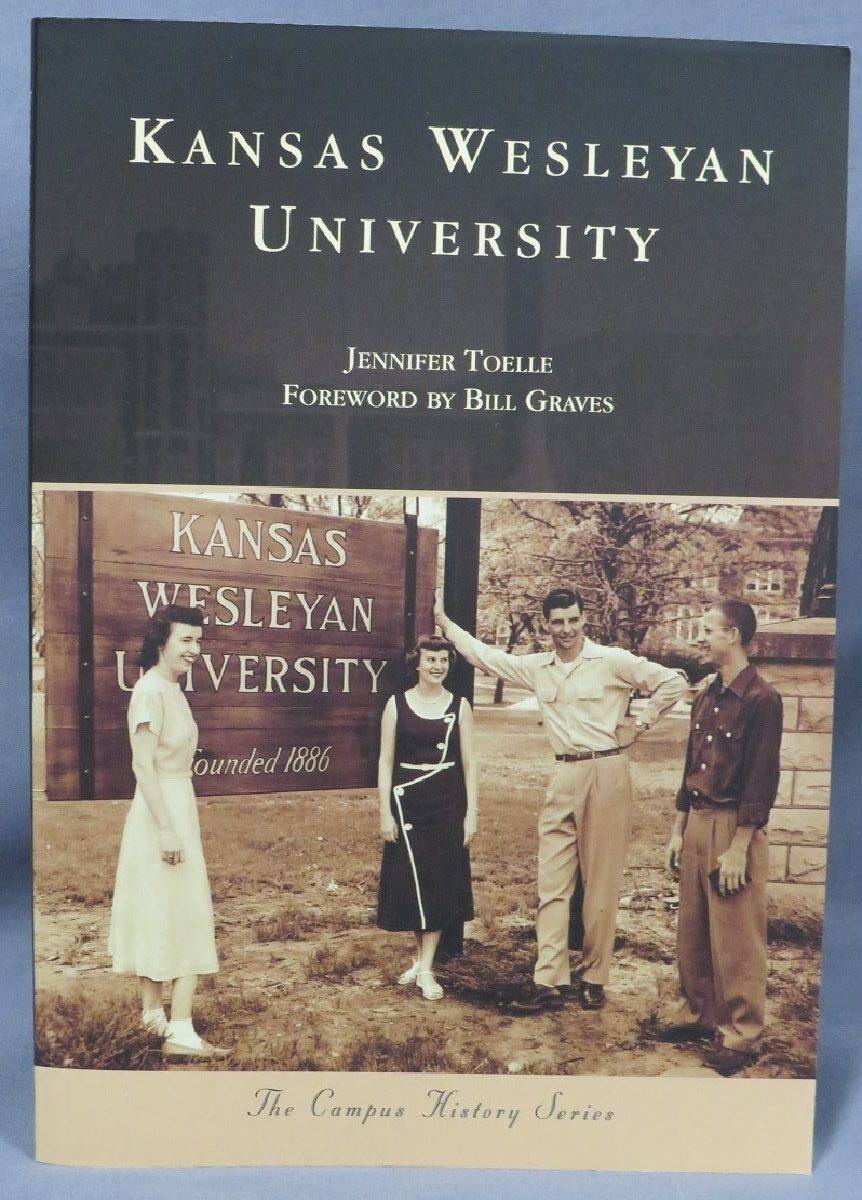 Kansas Wesleyan University Campus History