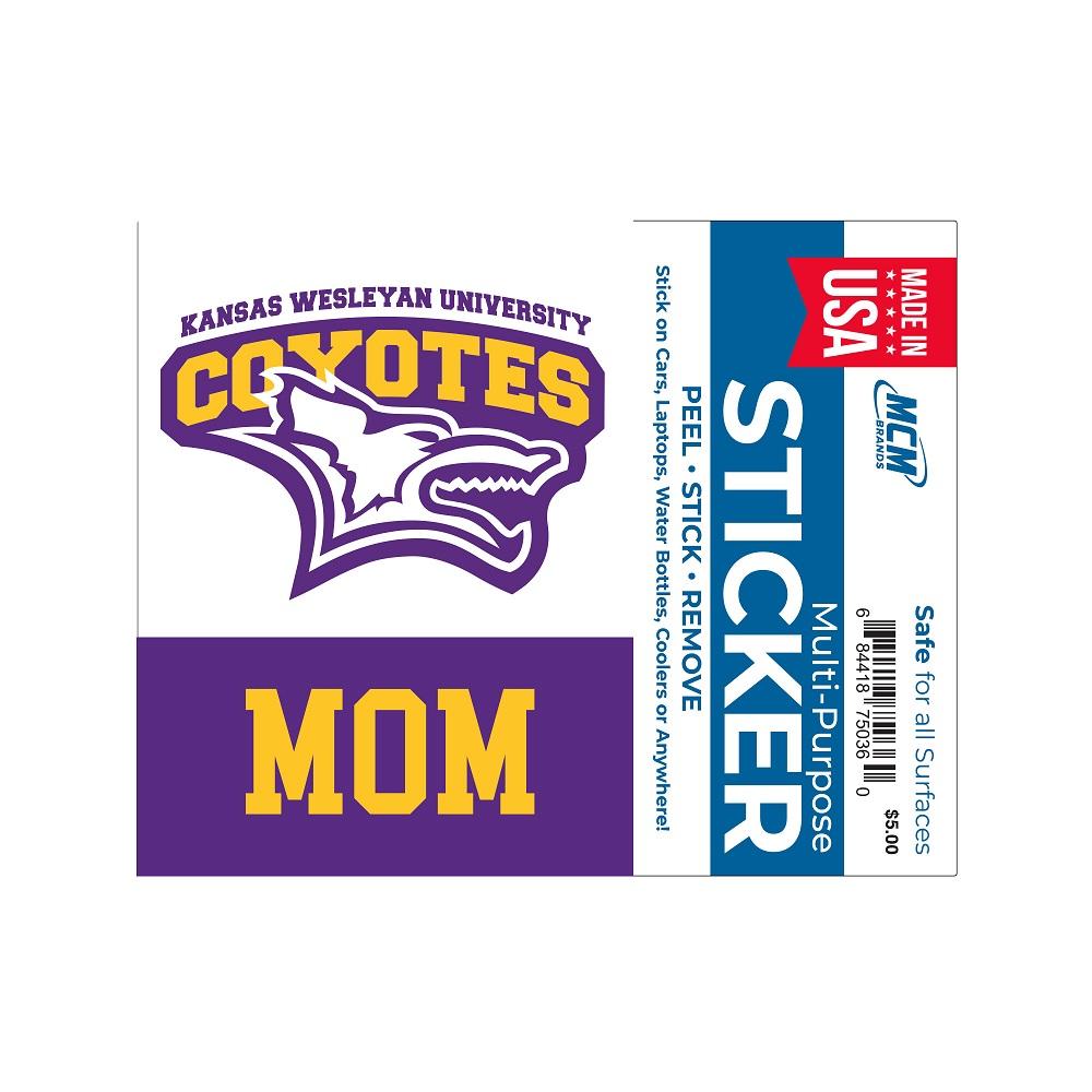 Coyotes Sticker