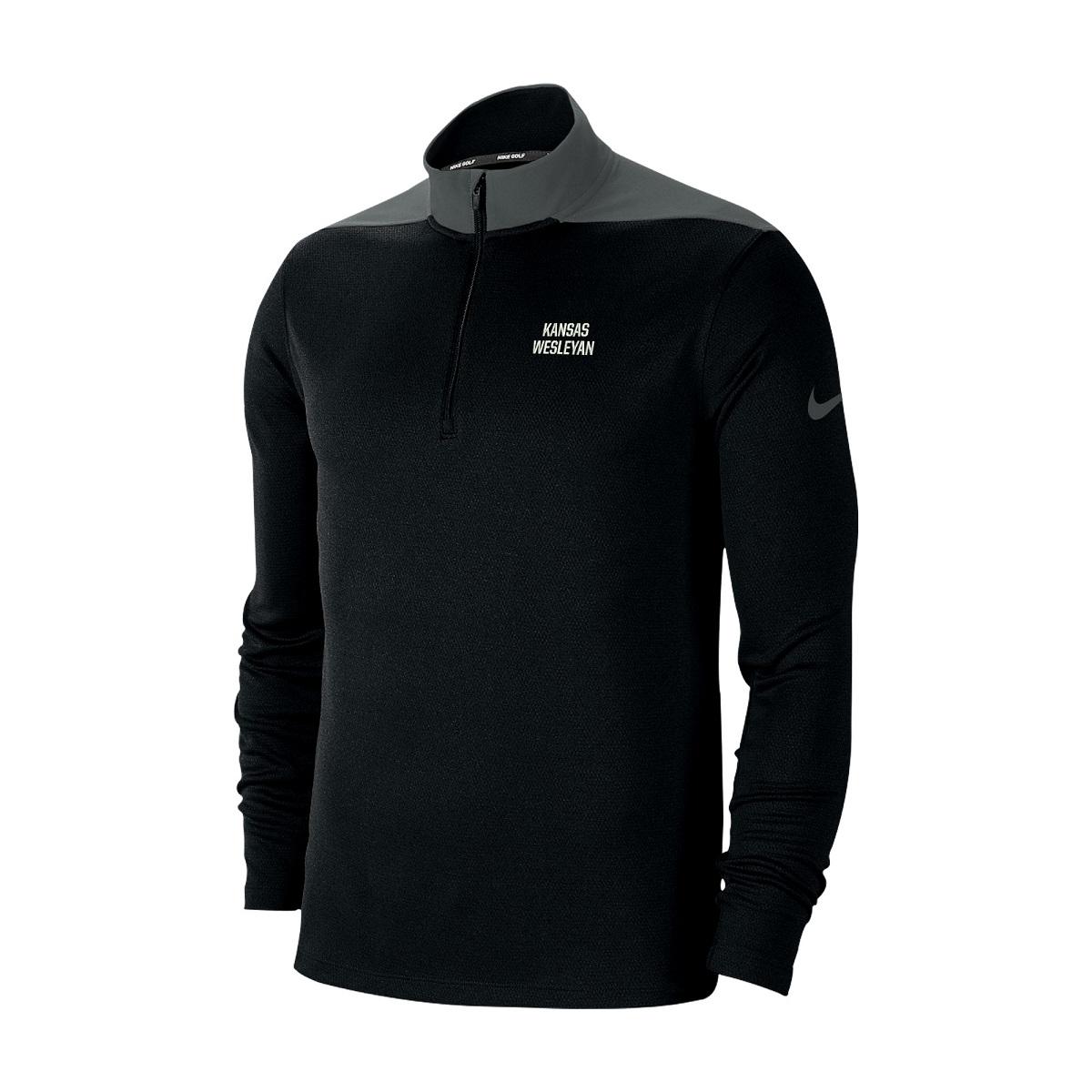 Kansas Wesleyan Nike Core 1/2 Zip