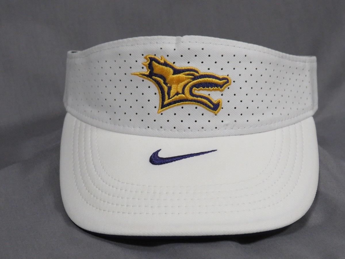Coyote Head Nike Visor Hat