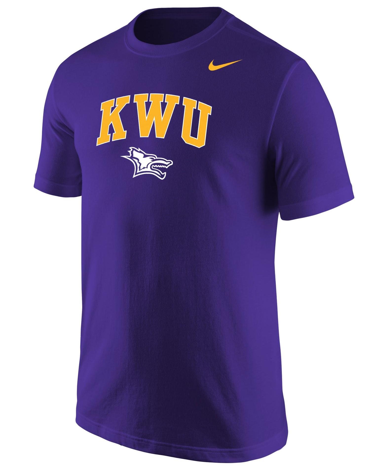 A Purple Shirt